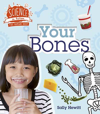 Human Body: Your Bones - Jacket