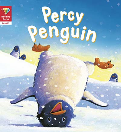 Reading Gems: Percy Penguin (Level 1) - Jacket