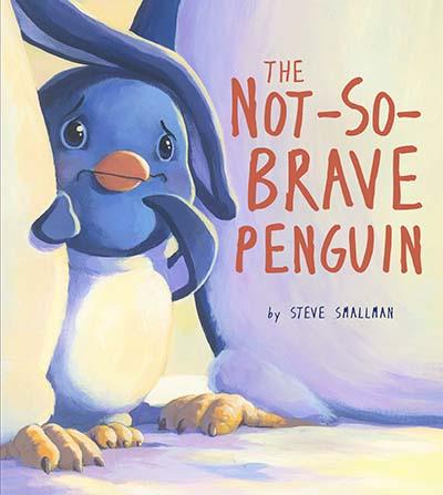 Not-So-Brave Penguin - Jacket