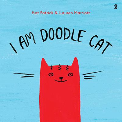 I Am Doodle Cat - Jacket