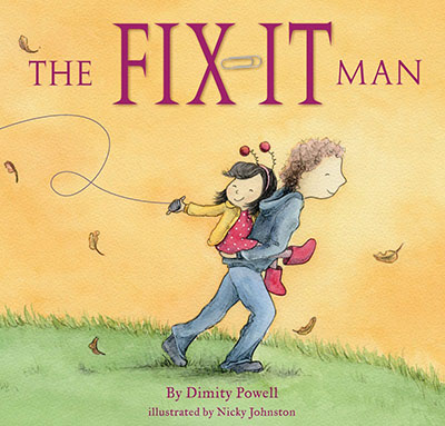 The Fix-It Man - Jacket