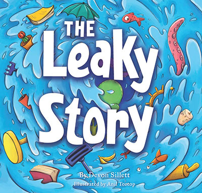 The Leaky Story - Jacket