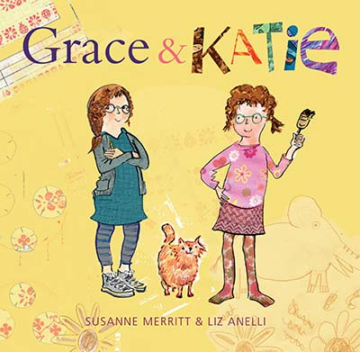 Grace and Katie - Jacket