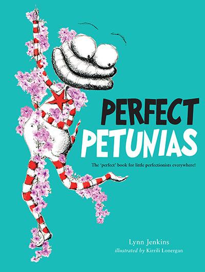 Perfect Petunias - Jacket
