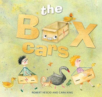 The Box Cars - Jacket