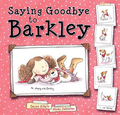 Saying Goodbye to Barkley - Jacket