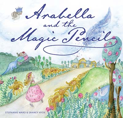 Arabella and the Magic Pencil - Jacket