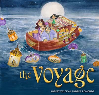The Voyage - Jacket