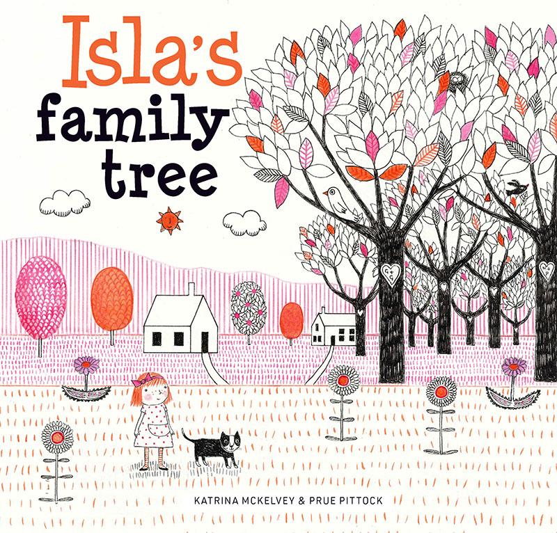 Isla's Family Tree - Jacket