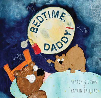 Bedtime Daddy! - Jacket