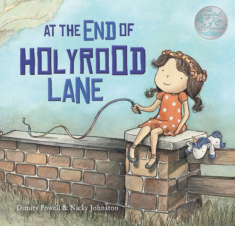 At the End of Holyrood Lane - Jacket