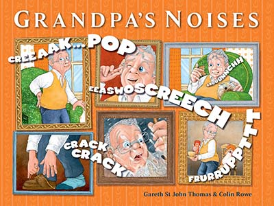 Grandpa's Noises - Jacket