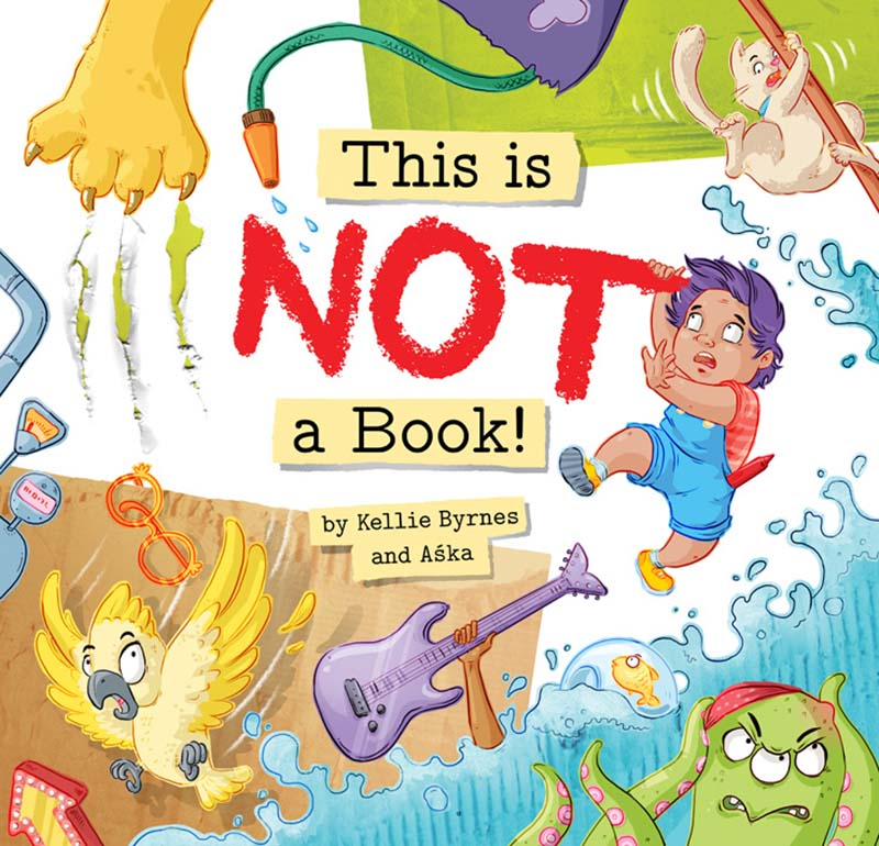This is NOT a Book! - Jacket