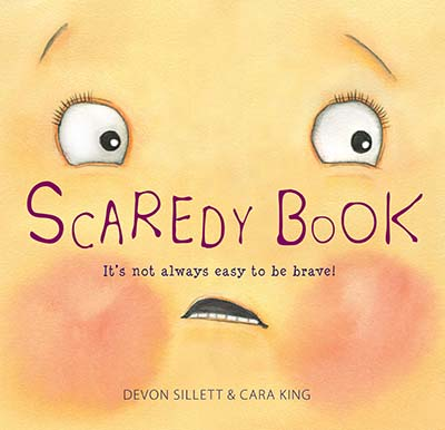 Scaredy Book - Jacket