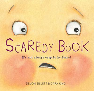 Scaredy Book - Jacket