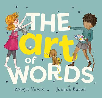 The Art of Words - Jacket