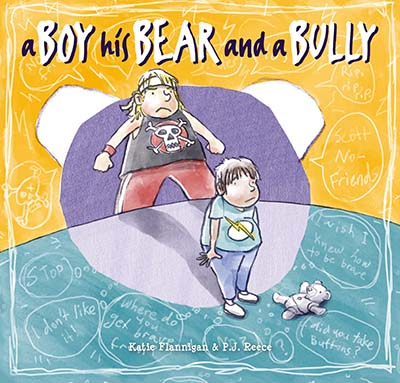 A Boy, His Bear and a Bully - Jacket