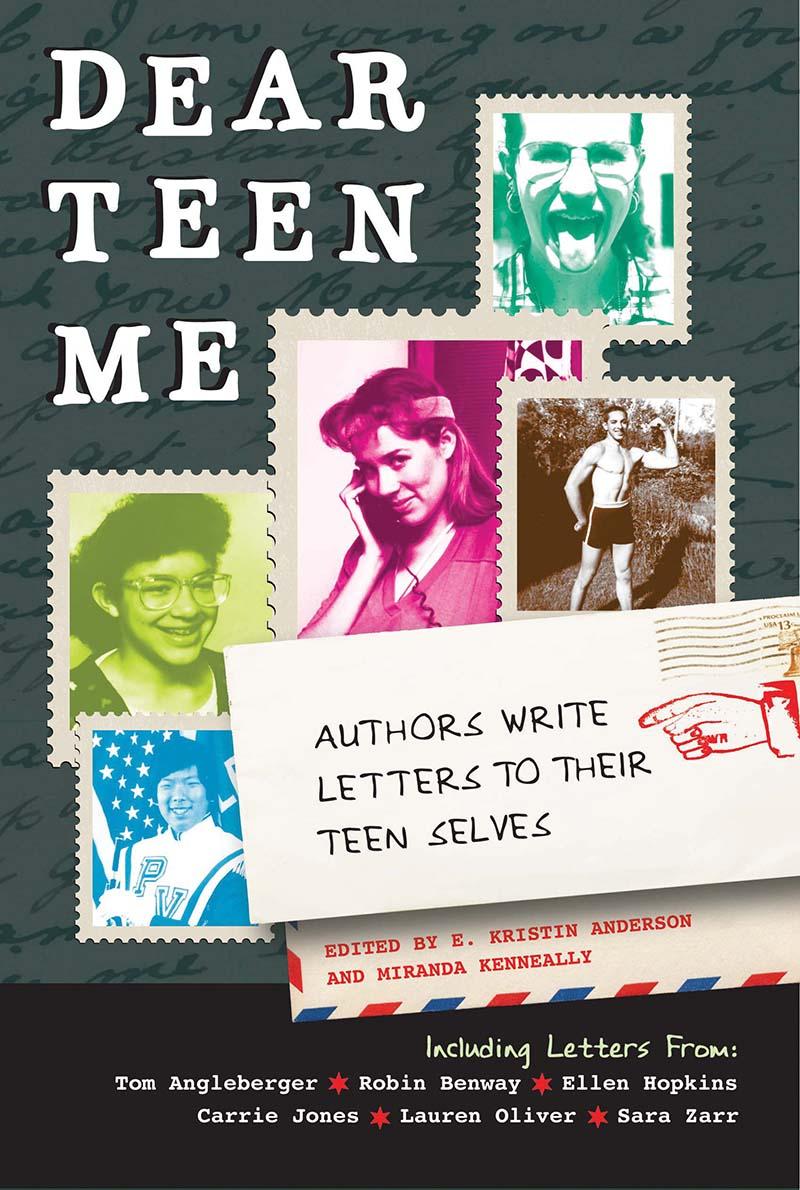 Dear Teen Me - Jacket
