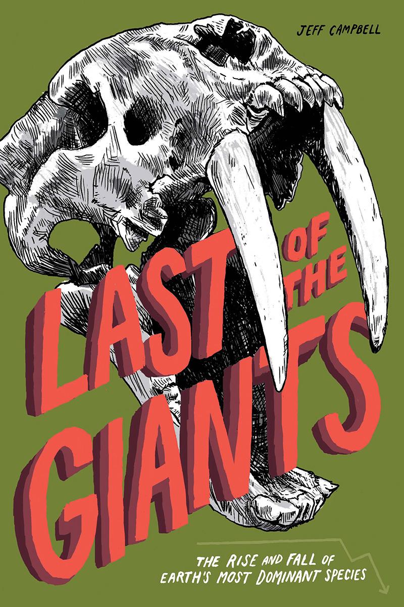 Last of the Giants - Jacket
