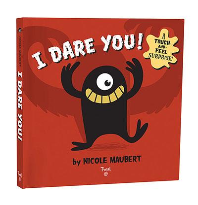 I Dare You! - Jacket