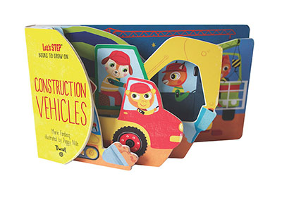 Construction Vehicles - Jacket