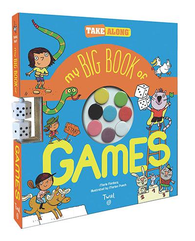 My Big Book of Games - Jacket