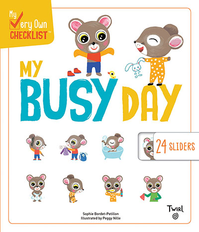 My Busy Day - Jacket