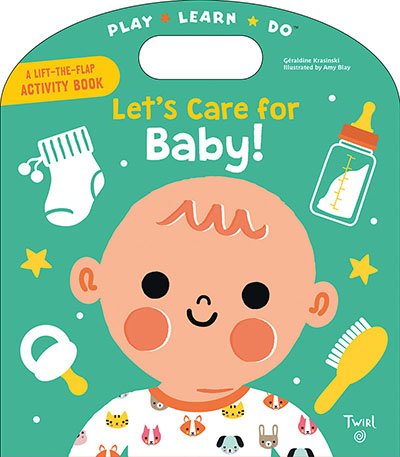 Let's Care for Baby! - Jacket