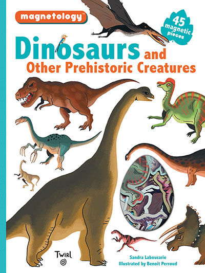 Dinosaurs and Other Prehistoric Creatures - Jacket
